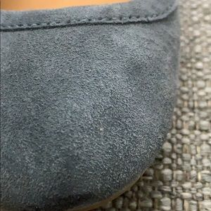 Naturalizer Shoes - Naturalized flats - Blue Suede. Great condition.